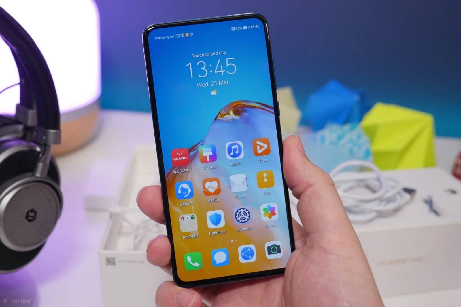 Telefoanele Huawei 5g