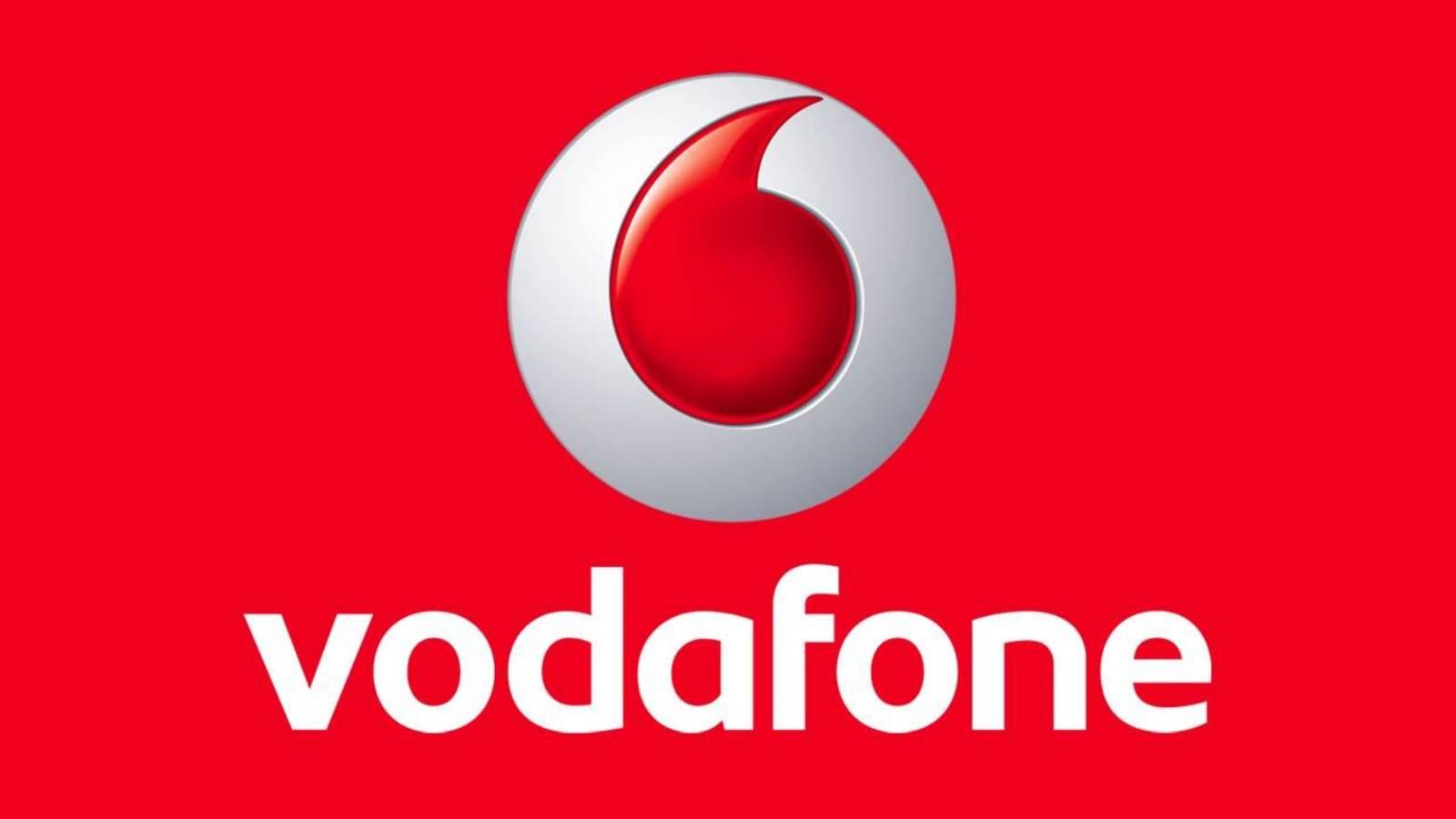 Vodafone carbon