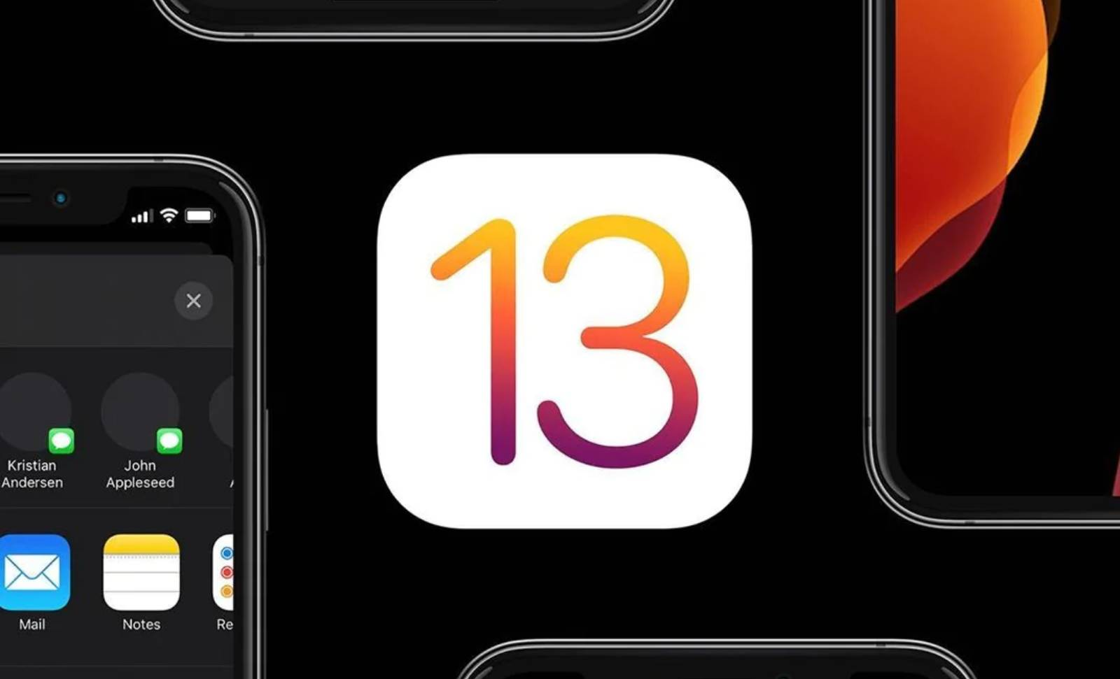 iOS 13.5.1 autonomie
