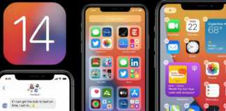 iOS 14 predefinit