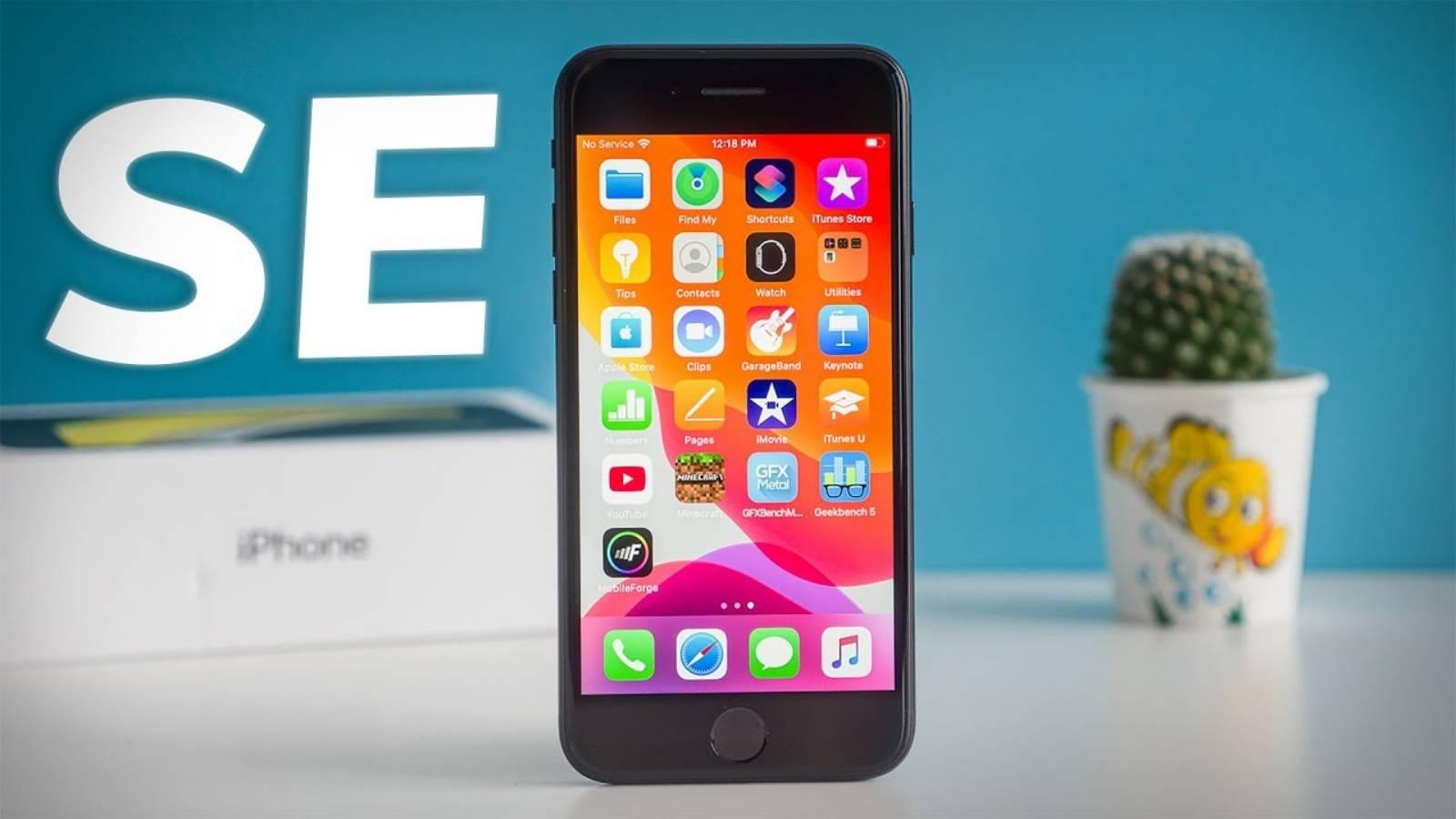 iPhone SE atrage utilizatorii Android numar mare