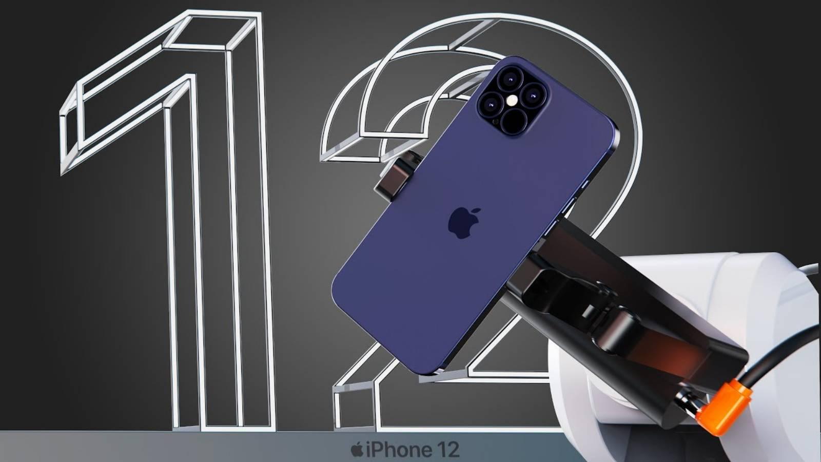 iphone 12 ram