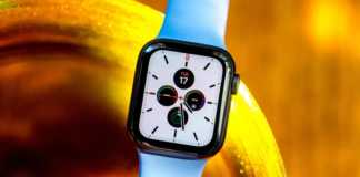Apple Watch 6 oximetru