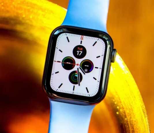 Apple Watch 6 oximetru