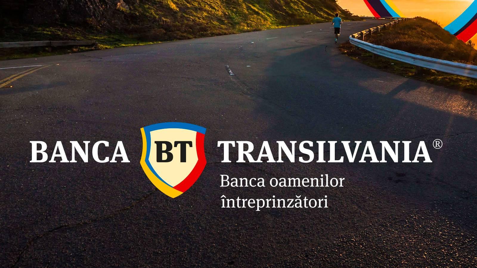 BANCA Transilvania amprenta