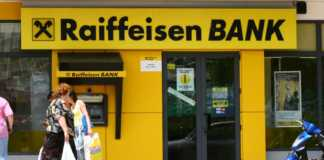 Raiffeisen Bank experimental