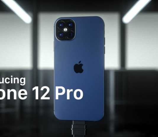 iPhone 12 Concept fani