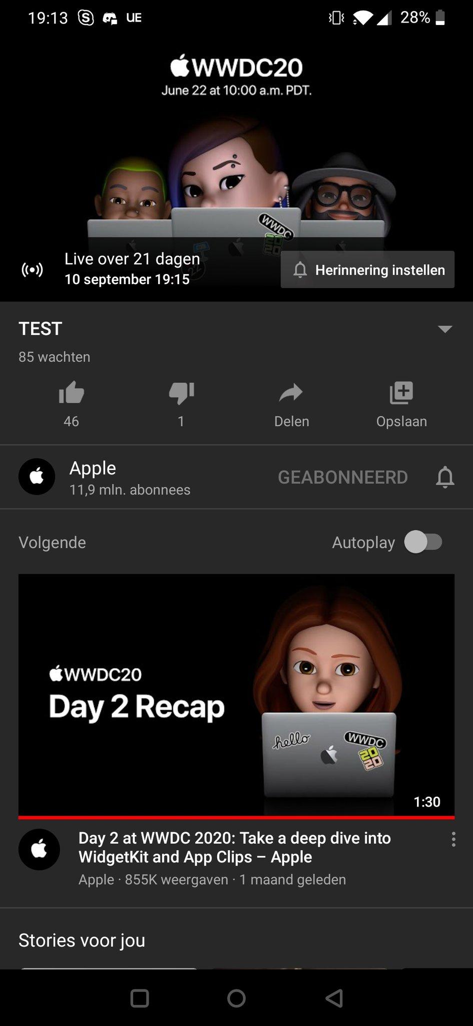 iPhone 12 pacalit apple test