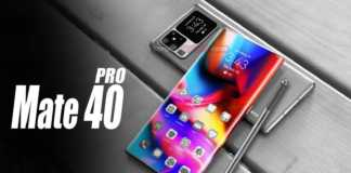 veste Huawei MATE 40 Pro