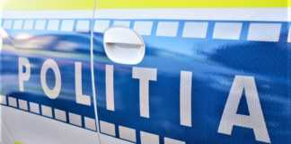 Atentionarea Politiei Romane volan