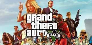 GTA 5 Online adversari