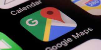 Google Maps actualizare asistent