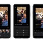 Google Photos editare video optiuni