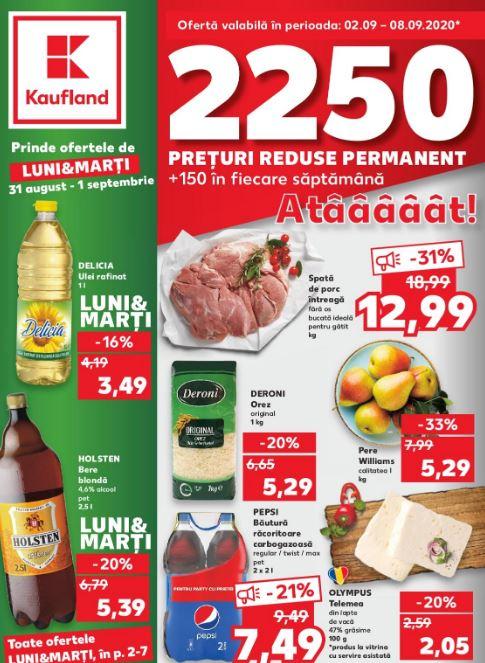 Kaufland continuitatea ofertelor