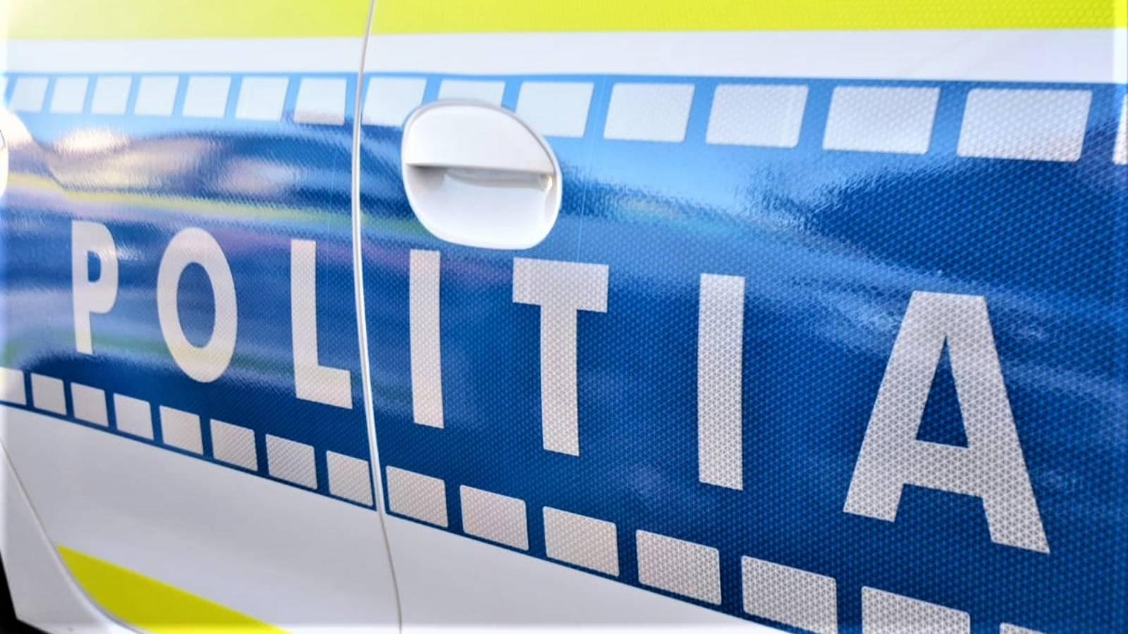 Politia Romana semnalizare