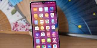 Telefoanele Huawei inaintea
