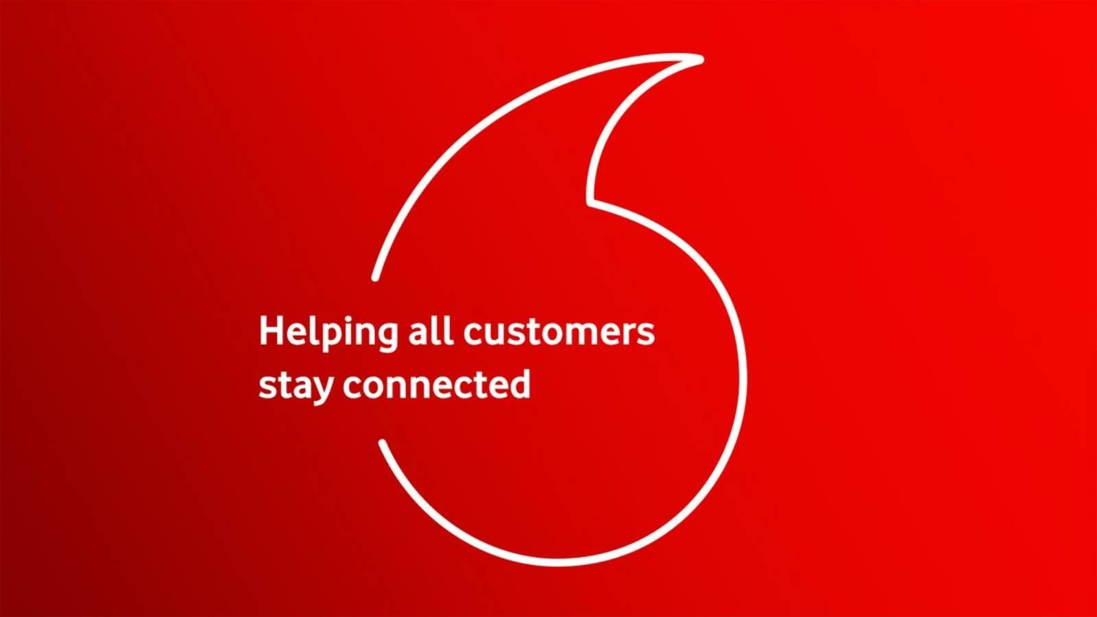 Vodafone intrerupere
