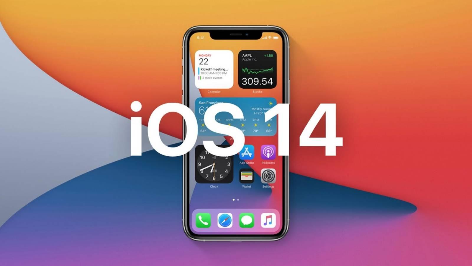 iOS 14 browser predefinit iphone ipad