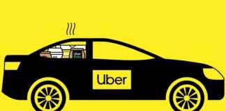uber inchirieri
