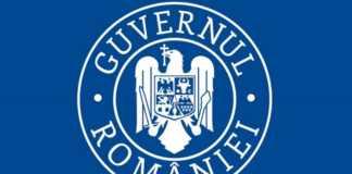 Anuntul Guvernului Romaniei Coronavirus