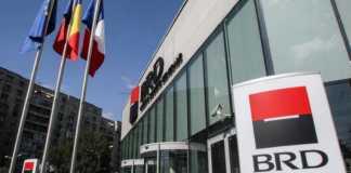 BRD Romania modernizare