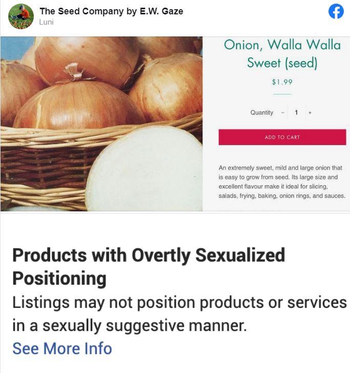 Facebook sex ceapa interzis
