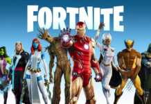 Fortnite sezon 5