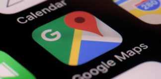 Google Maps grozava aglomeratie