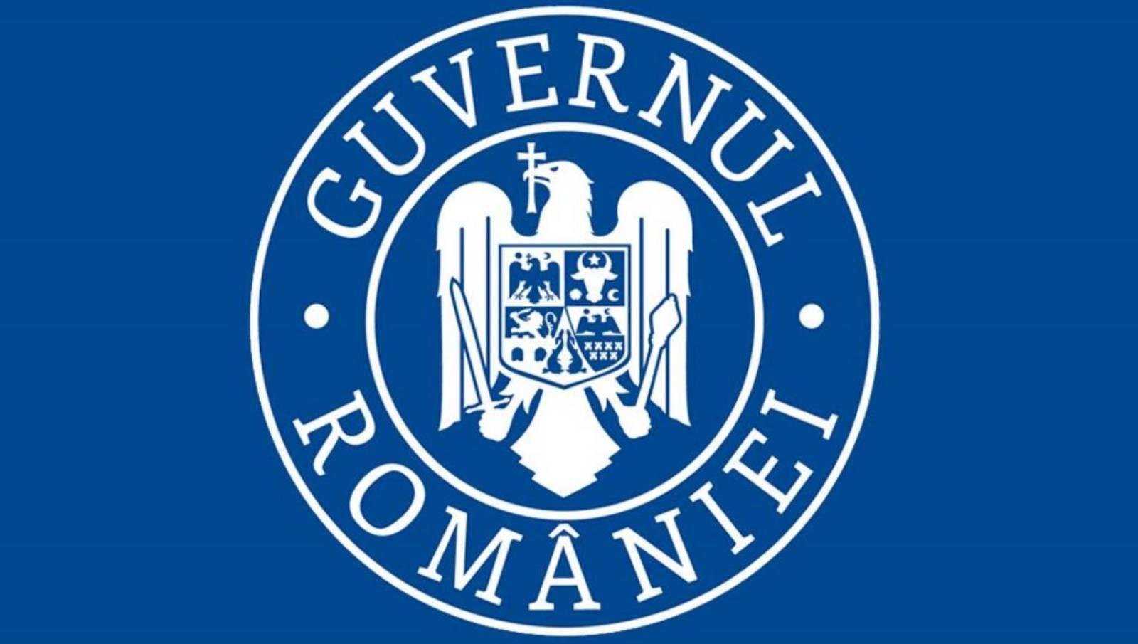 Guvernul Romaniei mesaj oamenii masca