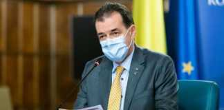 Ludovic Orban Masurile Bucuresti