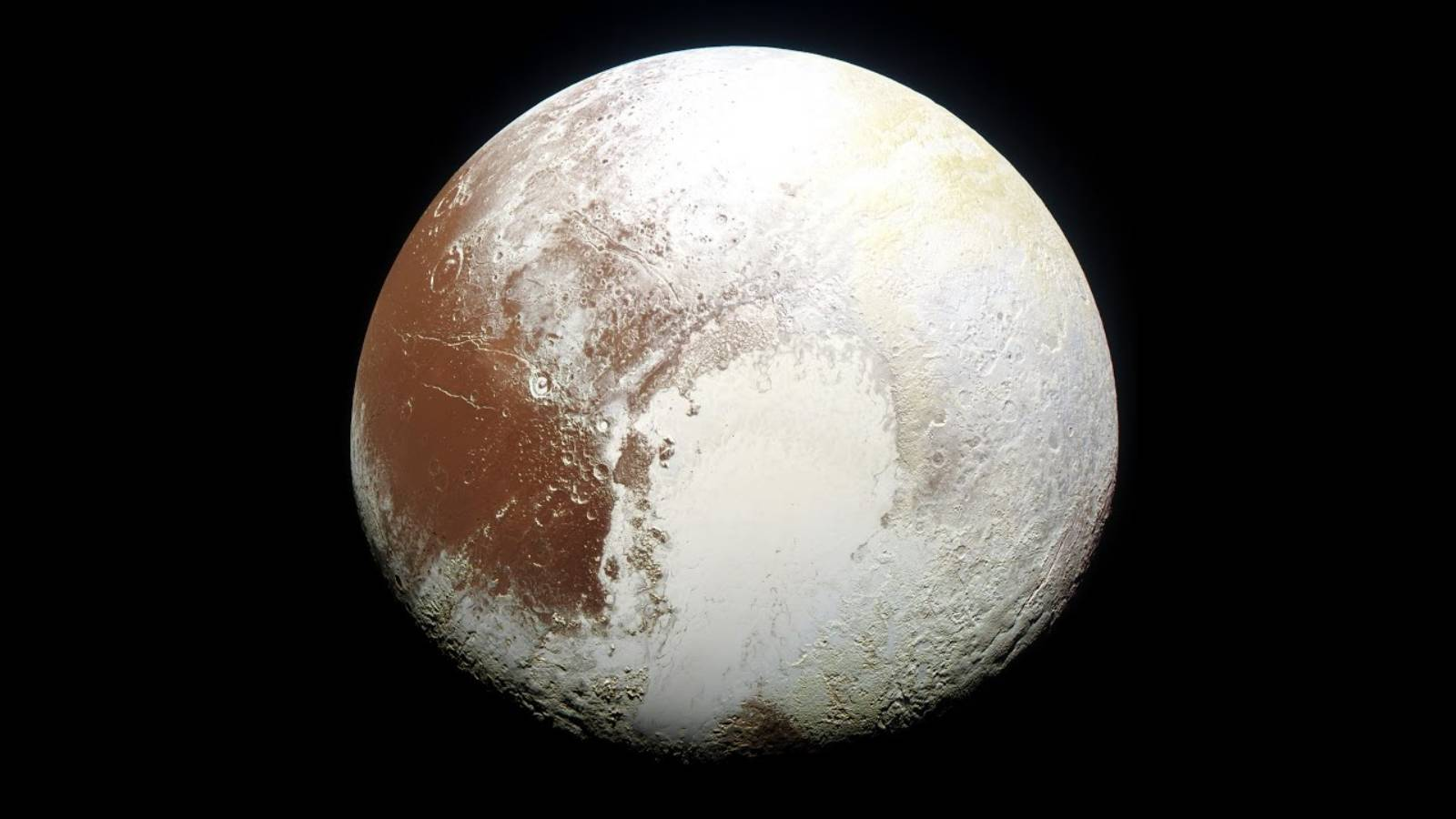 Planeta Pluto Pamantul
