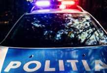 Politia Romana autospeciale patrulare
