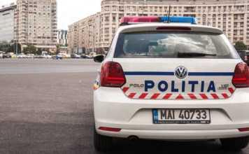 Politia Romana procese verbale