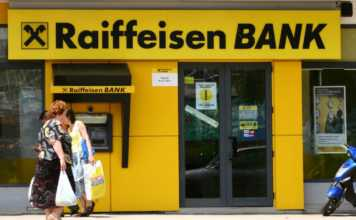 Raiffeisen Bank mare