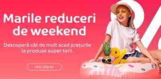 eMAG Reducerile Weekend