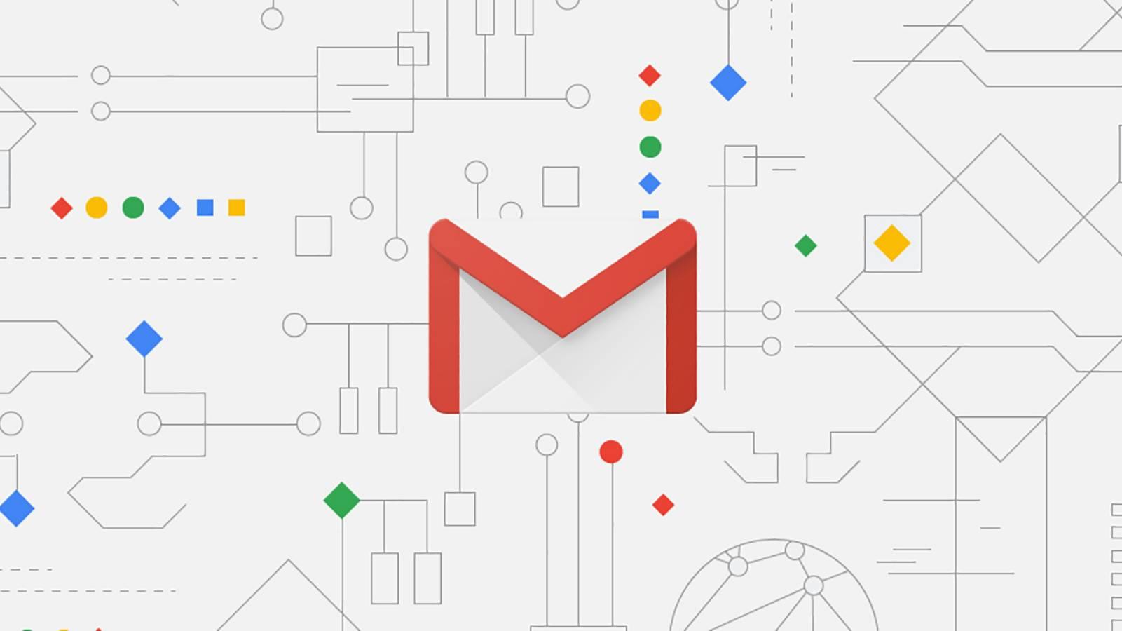 gmail buton selectare