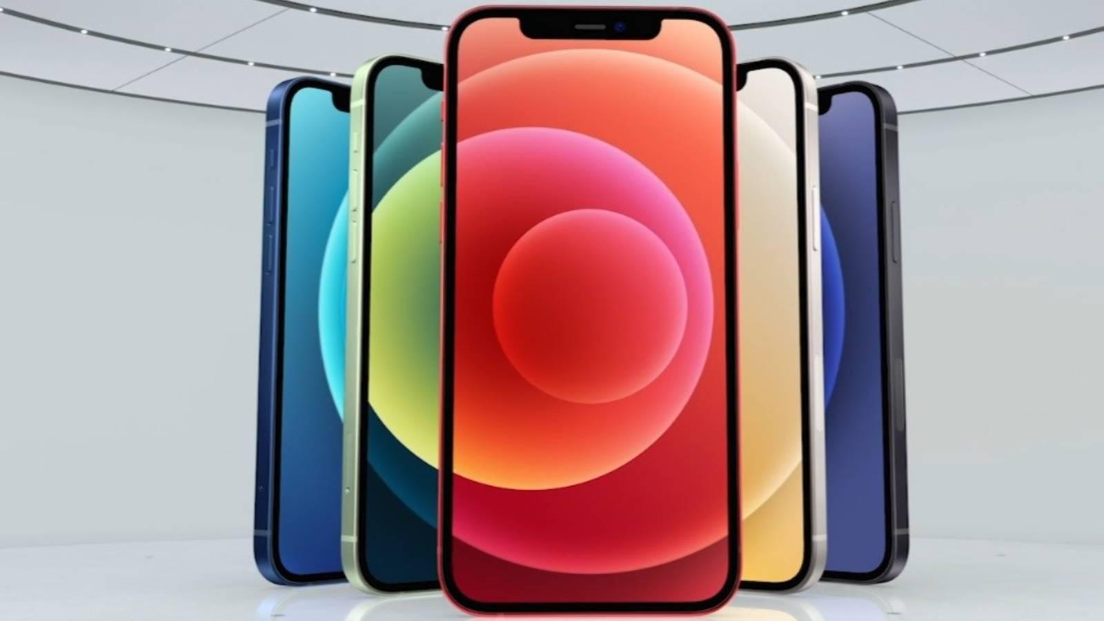 iPhone 12, Mini, Pro, Pro Max