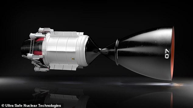 planeta marte nuclear nava spatiala