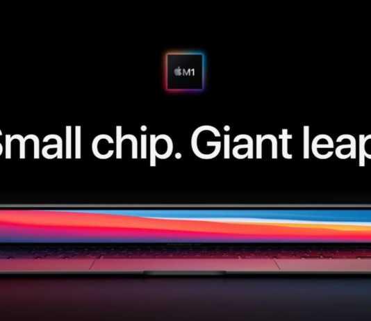 Apple MacBook Pro Procesor M1