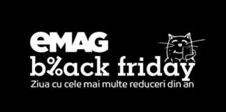 Catalogul BLACK FRIDAY eMAG toate reducerile importante