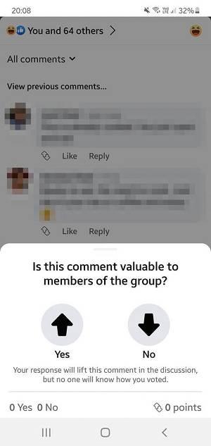 Facebook elimina like comentarii
