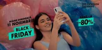 Fashion Days Black Friday 2020
