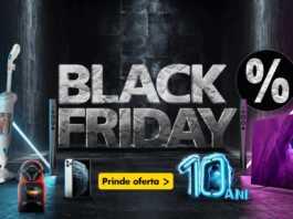 Flanco Televizoare REDUSE pentru BLACK FRIDAY 2020