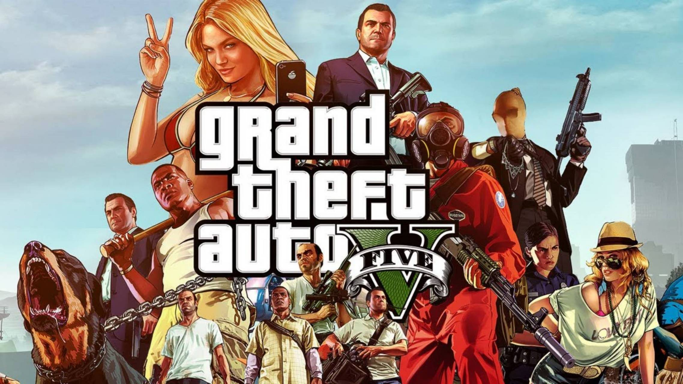 GTA 5 expansiune