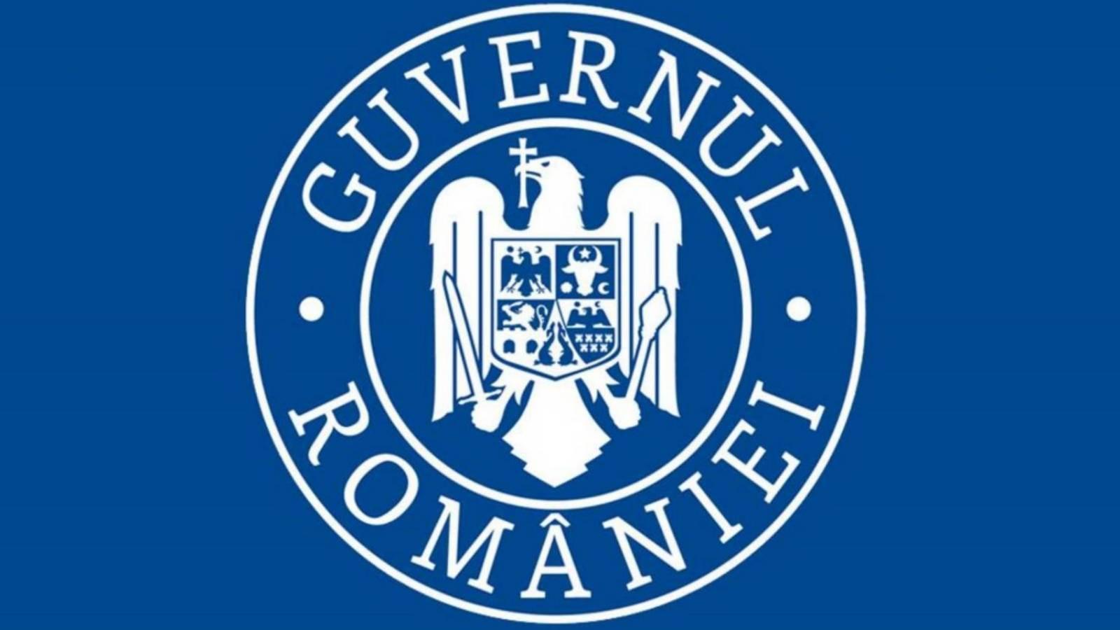 Guvernul Romaniei carantina luni
