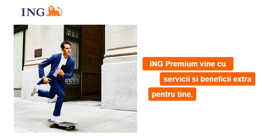 ING Bank premium baking