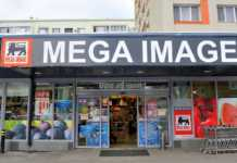 MEGA IMAGE craciun