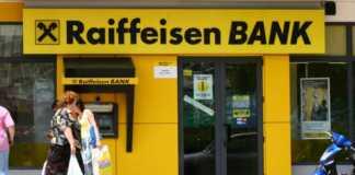Raiffeisen Bank inchidere
