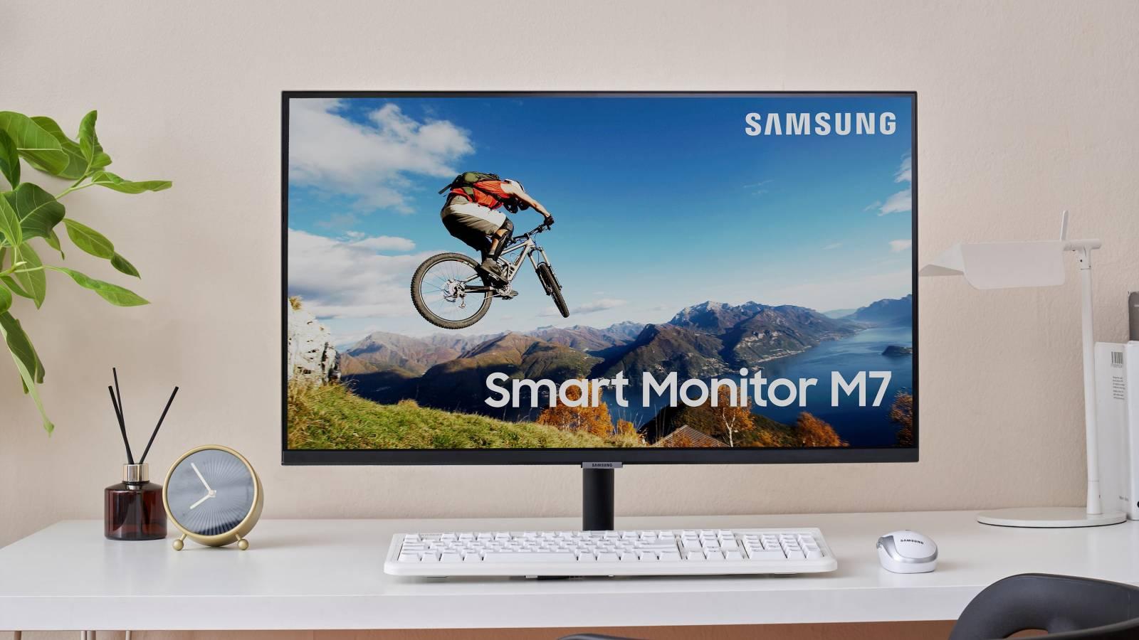 Samsung Lanseaza Smart Monitor pentru Clientii din Romania