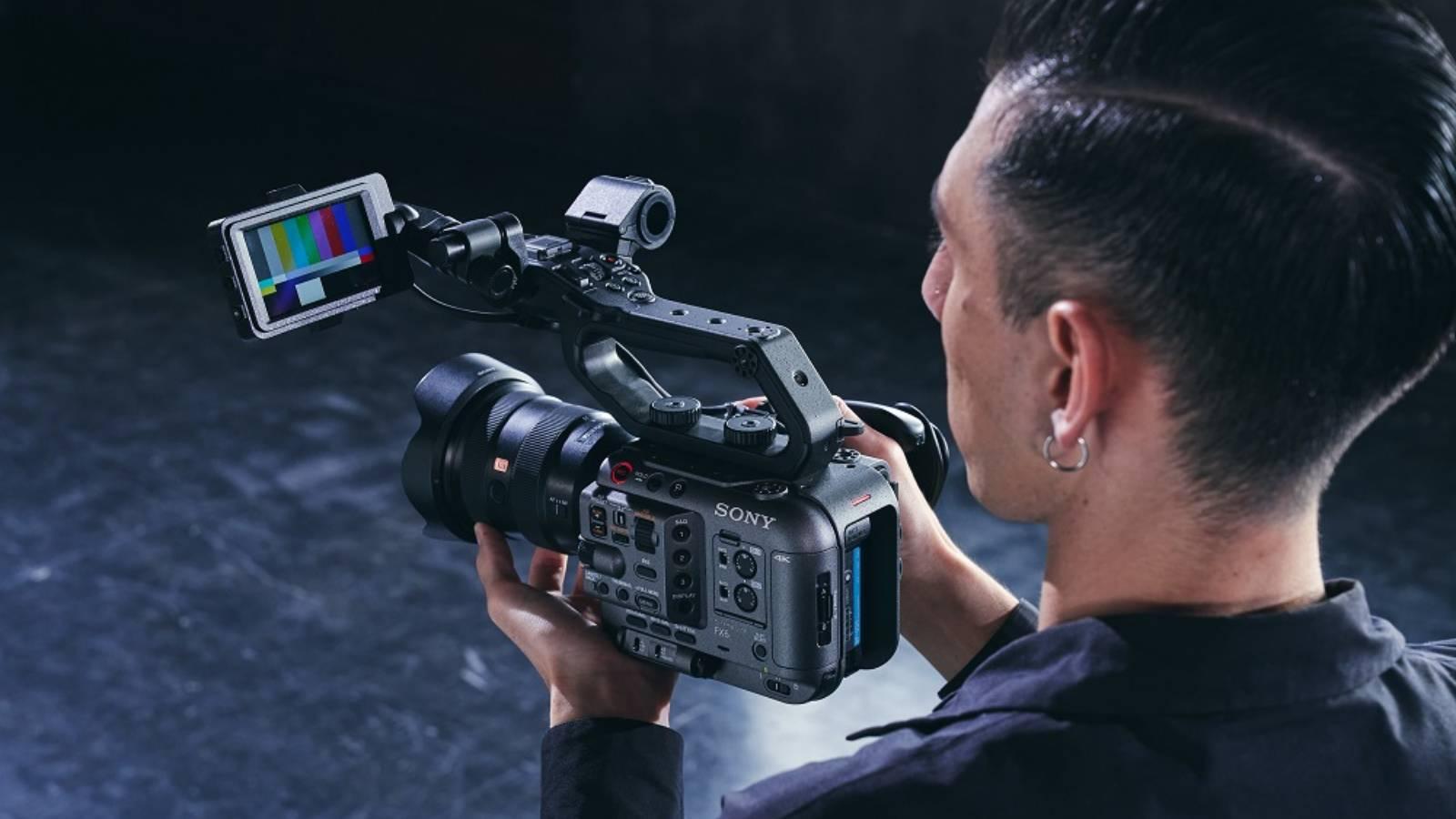 Sony Lanseaza o noua camera Cinema Line full-frame FX6